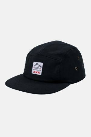 5-panel white patch